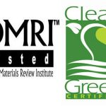 OMRI Approved & Clean Green Certified